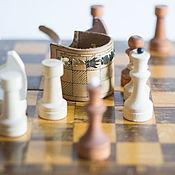 Украшения ручной работы. Ярмарка Мастеров - ручная работа Браслет Белые начинают и выигрывают в 3 хода. Handmade.