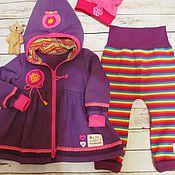 Одежда ручной работы. Ярмарка Мастеров - ручная работа костюм Виолетта. Handmade.