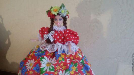 Кухня ручной работы. Ярмарка Мастеров - ручная работа. Купить Кукла на чайник. Handmade. Кукла на чайник, русский сувенир