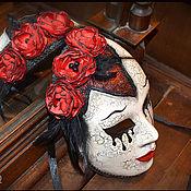 """Для дома и интерьера ручной работы. Ярмарка Мастеров - ручная работа Маска """"Готика"""". Handmade."""