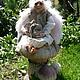 Коллекционные куклы ручной работы. Ярмарка Мастеров - ручная работа. Купить Ангел-хранитель. Handmade. Ангел, куклы ручной работы