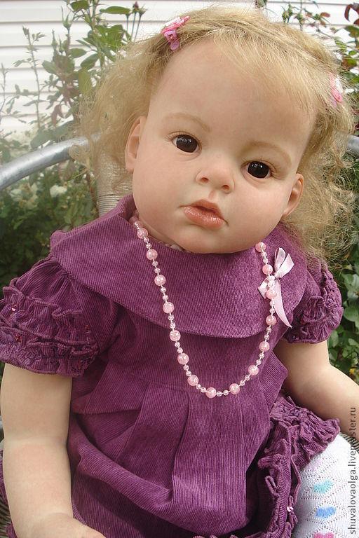 Куклы-младенцы и reborn ручной работы. Ярмарка Мастеров - ручная работа. Купить Кукла реборн - Ангелина. Handmade. Кукла реборн