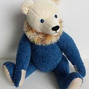 Куклы и игрушки ручной работы. Ярмарка Мастеров - ручная работа большой медведь Блюз. Handmade.