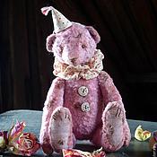 Куклы и игрушки ручной работы. Ярмарка Мастеров - ручная работа Мишка тедди Пьер. Handmade.