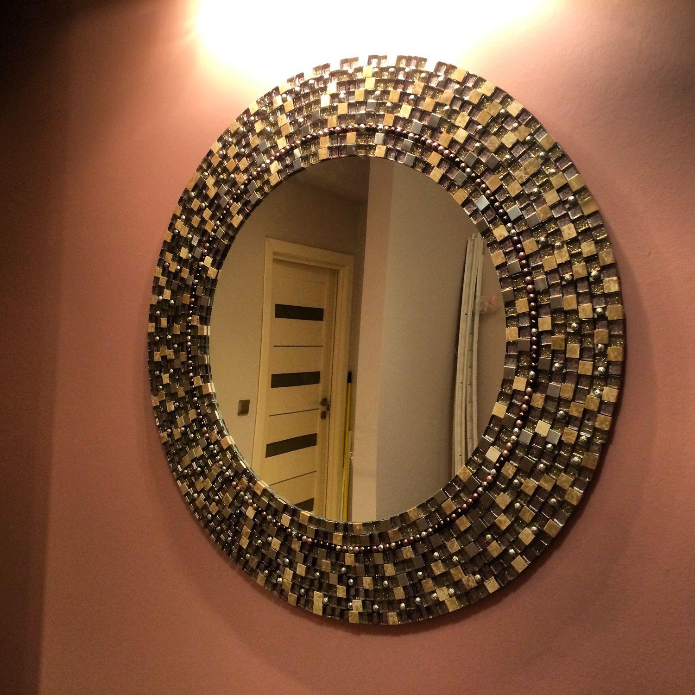 Зеркало своими руками фото цена