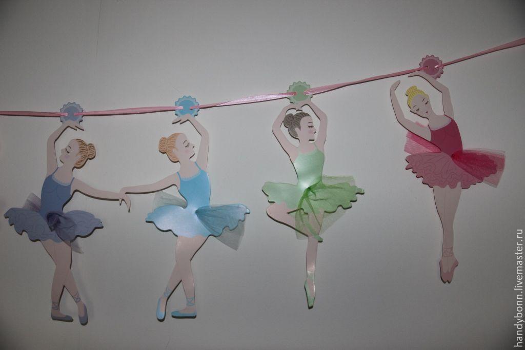 Поделки балерины своими руками 51