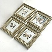 Для дома и интерьера handmade. Livemaster - original item A set of mini - mirrors