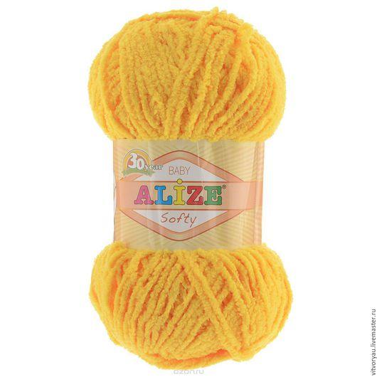 Вязание ручной работы. Ярмарка Мастеров - ручная работа. Купить Alize Softy / Ализе Софти. Handmade. Комбинированный, микрополиэстер
