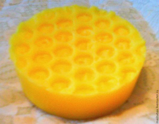 Мыло ручной работы. Ярмарка Мастеров - ручная работа. Купить Мыло Медовая вафля. Handmade. Желтый, мыло ручной работы