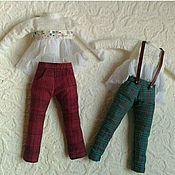 Куклы и игрушки ручной работы. Ярмарка Мастеров - ручная работа Комплект одежды. Handmade.