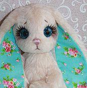 Куклы и игрушки ручной работы. Ярмарка Мастеров - ручная работа Зайка Небесные ушки. Handmade.