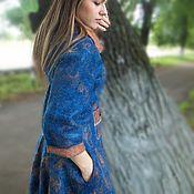 Одежда handmade. Livemaster - original item felted jacket a Fabulous dream