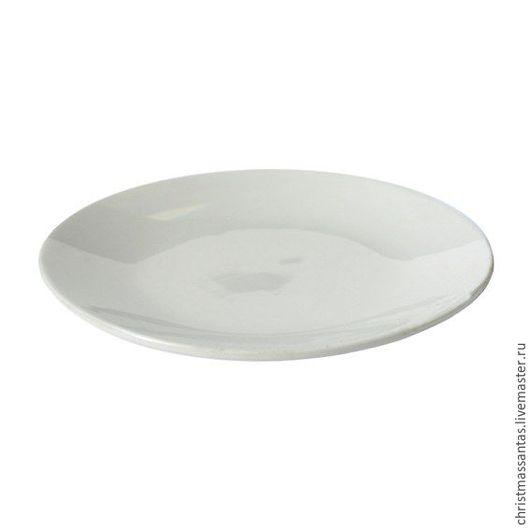 Тарелки ручной работы. Ярмарка Мастеров - ручная работа. Купить Фарфоровые тарелки под деколь. Handmade. Тарелка на стену
