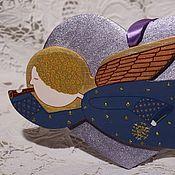 """Для дома и интерьера ручной работы. Ярмарка Мастеров - ручная работа """" Сердце ангела"""". Handmade."""