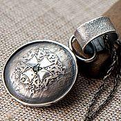 Украшения ручной работы. Ярмарка Мастеров - ручная работа Кулон подвеска из серебра серебряная, серебро, необычные украшения. Handmade.