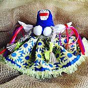 Куклы и пупсы ручной работы. Ярмарка Мастеров - ручная работа Кукла Манилка (обрядовая славянская кукла-приворот). Handmade.
