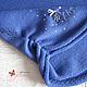 """Одежда для девочек, ручной работы. Заказать Пуловер для девочки """"Модняшка"""". Мастерская 'Gelena'. Ярмарка Мастеров. Мускари, джемпер для девочки, полушерсть"""