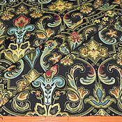 """Ткани ручной работы. Ярмарка Мастеров - ручная работа Жаккардовая ткань """"Rimondi"""", Италия. Handmade."""