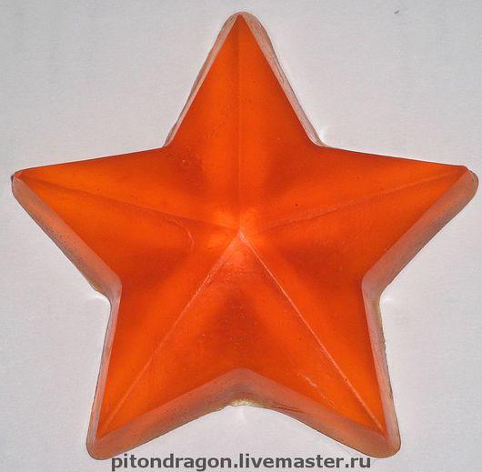 """Мыло ручной работы. Ярмарка Мастеров - ручная работа. Купить Мыло """"Звезда"""". Handmade. Мыло ручной работы, мыло сувенирное"""