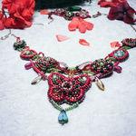 Beaded jewelry. Oksana Barabash - Ярмарка Мастеров - ручная работа, handmade