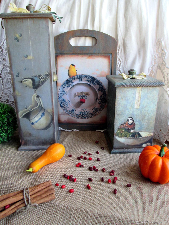 Kitchen set of 'the birds', Kitchen sets, Voronezh,  Фото №1