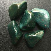 Фен-шуй и эзотерика handmade. Livemaster - original item Heliotrope natural stone, India. Handmade.