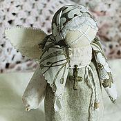 Куклы и игрушки ручной работы. Ярмарка Мастеров - ручная работа Народная кукла - оберег АНГЕЛ-ХРАНИТЕЛЬ. Handmade.