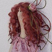 Куклы и игрушки ручной работы. Ярмарка Мастеров - ручная работа Рыжая с медведем. Handmade.