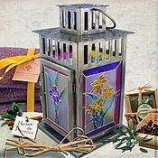 Для дома и интерьера handmade. Livemaster - original item Lantern candle holder