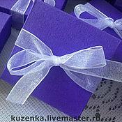 Свадебный салон ручной работы. Ярмарка Мастеров - ручная работа Бонбоньерка. Handmade.