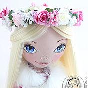 Куклы и игрушки ручной работы. Ярмарка Мастеров - ручная работа Принцесса Эльза. Handmade.