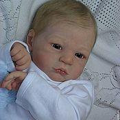 Куклы и игрушки ручной работы. Ярмарка Мастеров - ручная работа Дениска. Малыш реборн.. Handmade.