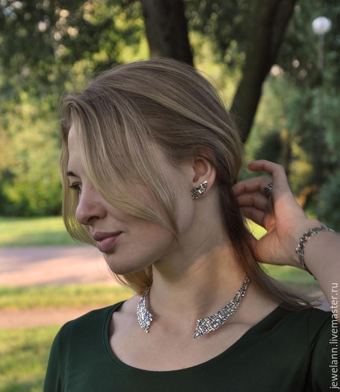 Серебряная гривна на шею купить редкие марки польши цена фото