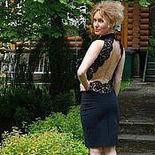 Одежда ручной работы. Ярмарка Мастеров - ручная работа Платье Одри. Handmade.