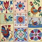 handmade. Livemaster - original item tapestry: Suzdal.. Handmade.