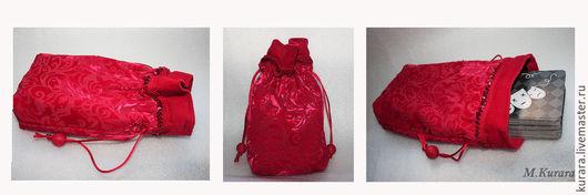 №3  950р Бархатистая ткань. Вельветовая красная подкладка