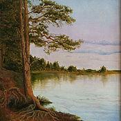Картины и панно handmade. Livemaster - original item Landscape