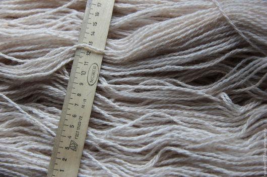Цветы ручной работы. Ярмарка Мастеров - ручная работа. Купить Пряжа, Нитки для вязания. Handmade. Серый, пряжа для вязания