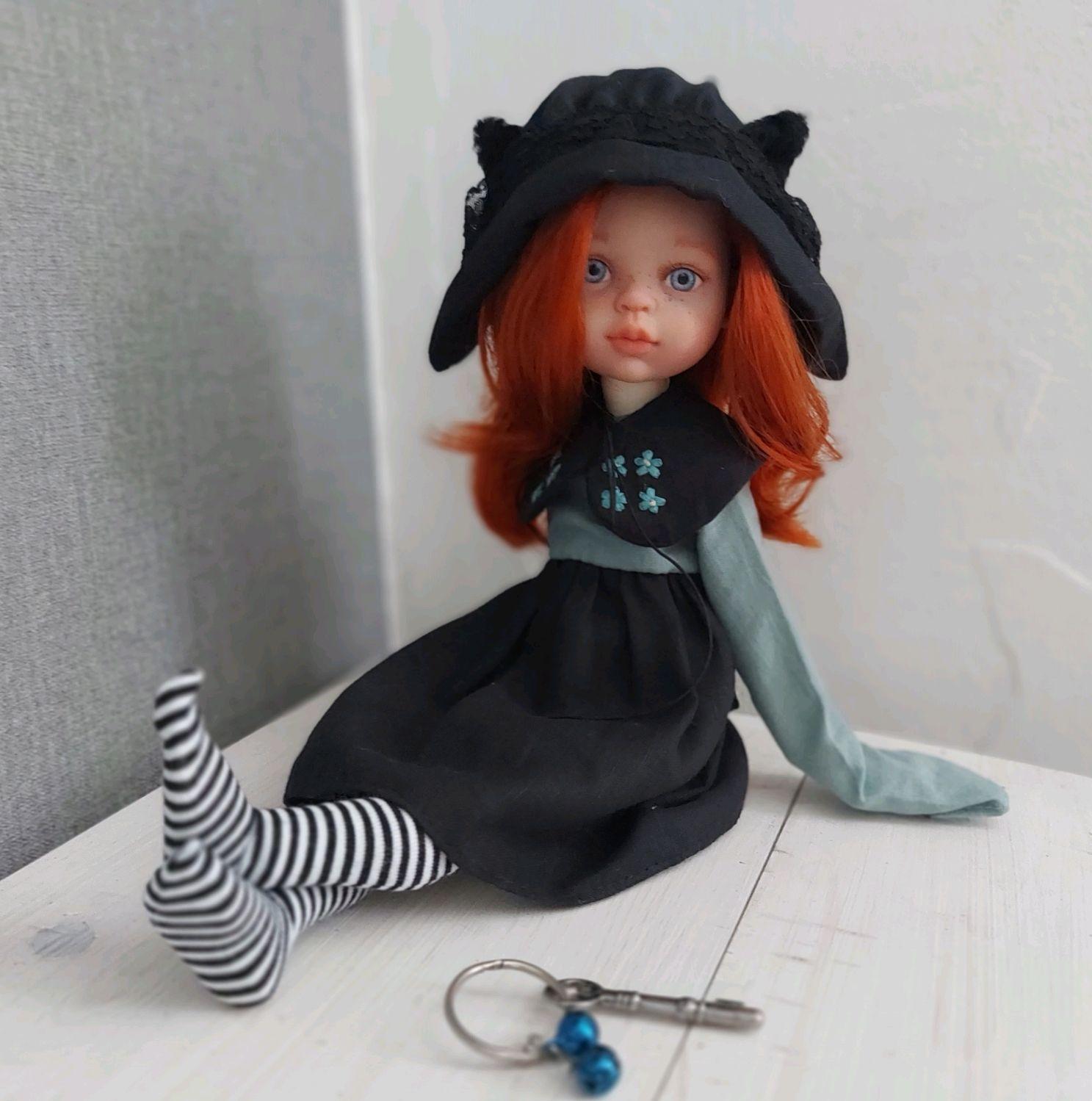 Василиска - влюбленная ведьма, Кукла Кастом, Туапсе,  Фото №1