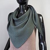 Аксессуары handmade. Livemaster - original item scarves: Scarf knitted of Merino. Handmade.