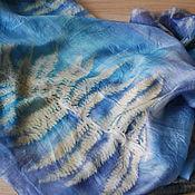 Аксессуары handmade. Livemaster - original item Tippet silk
