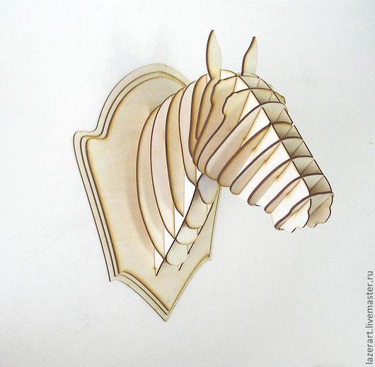 Статуэтки ручной работы. Ярмарка Мастеров - ручная работа. Купить Голова Коня. Handmade. Бежевый, лошади, заготовки из дерева