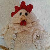 """Куклы и игрушки ручной работы. Ярмарка Мастеров - ручная работа Петух  """" Не надо нам никакого Таити..."""". Handmade."""