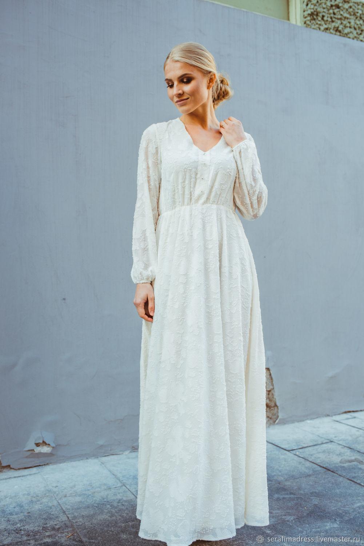 Свадебное венчальное платье (#1867), Платья, Москва, Фото №1