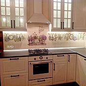 Дизайн и реклама handmade. Livemaster - original item Apron for kitchen