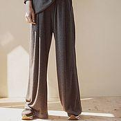 Одежда handmade. Livemaster - original item Knitted trousers Knitting. Handmade.