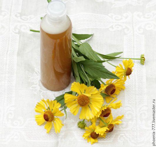 Фото: Шампунь для волос Ромашка и мед (800Х754)