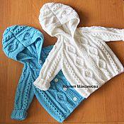Работы для детей, handmade. Livemaster - original item blouse for girls