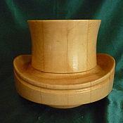 Материалы для творчества handmade. Livemaster - original item Cylinder with removable top SMALL. Handmade.