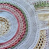 ручной работы. Ярмарка Мастеров - ручная работа Пляжное платье Сливки. Handmade.